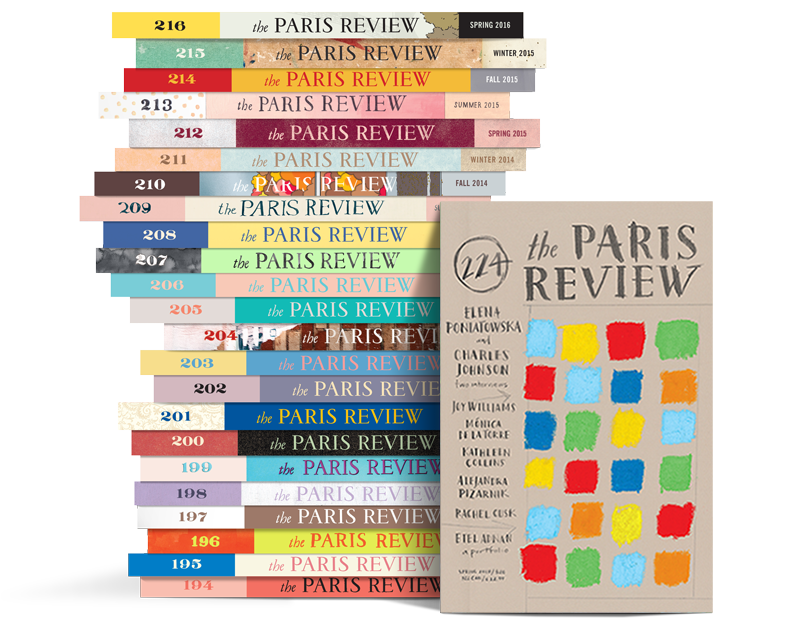 Paris Review Stack 224