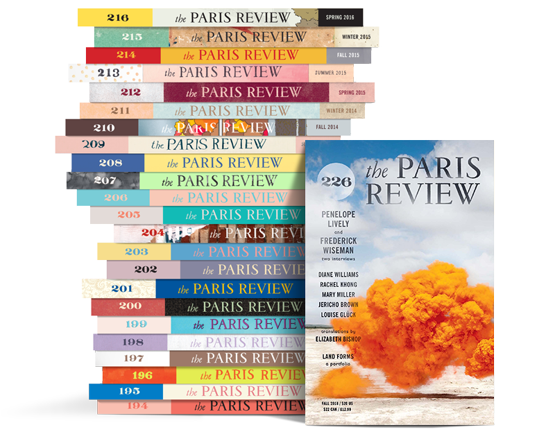 Paris Review Stack 226
