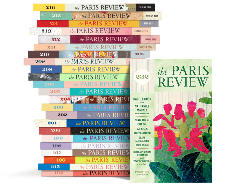 Paris Review Stack 232