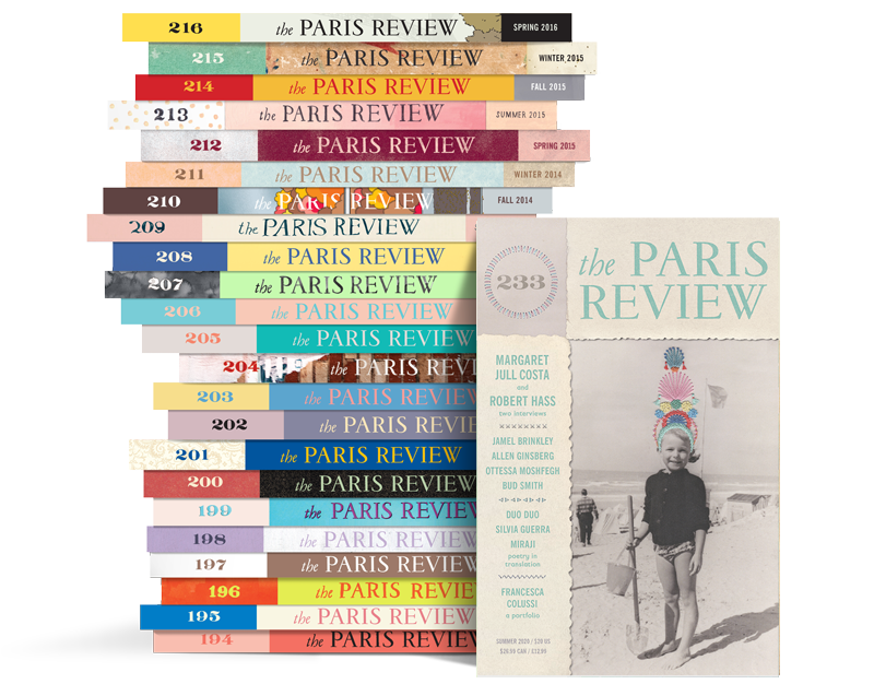 Paris Review Stack 233