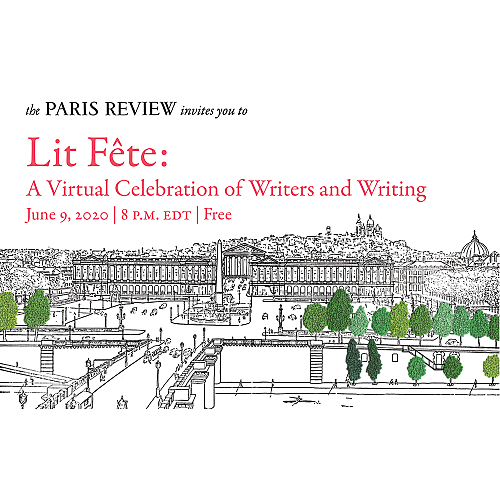 Lit Fête: A Virtual Celebration of Writers and Writing