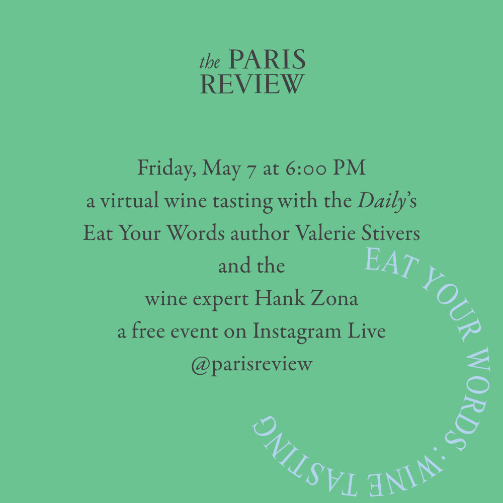 Eat Your Words: Virtual Wine Tasting with Valerie Stivers and Hank Zona