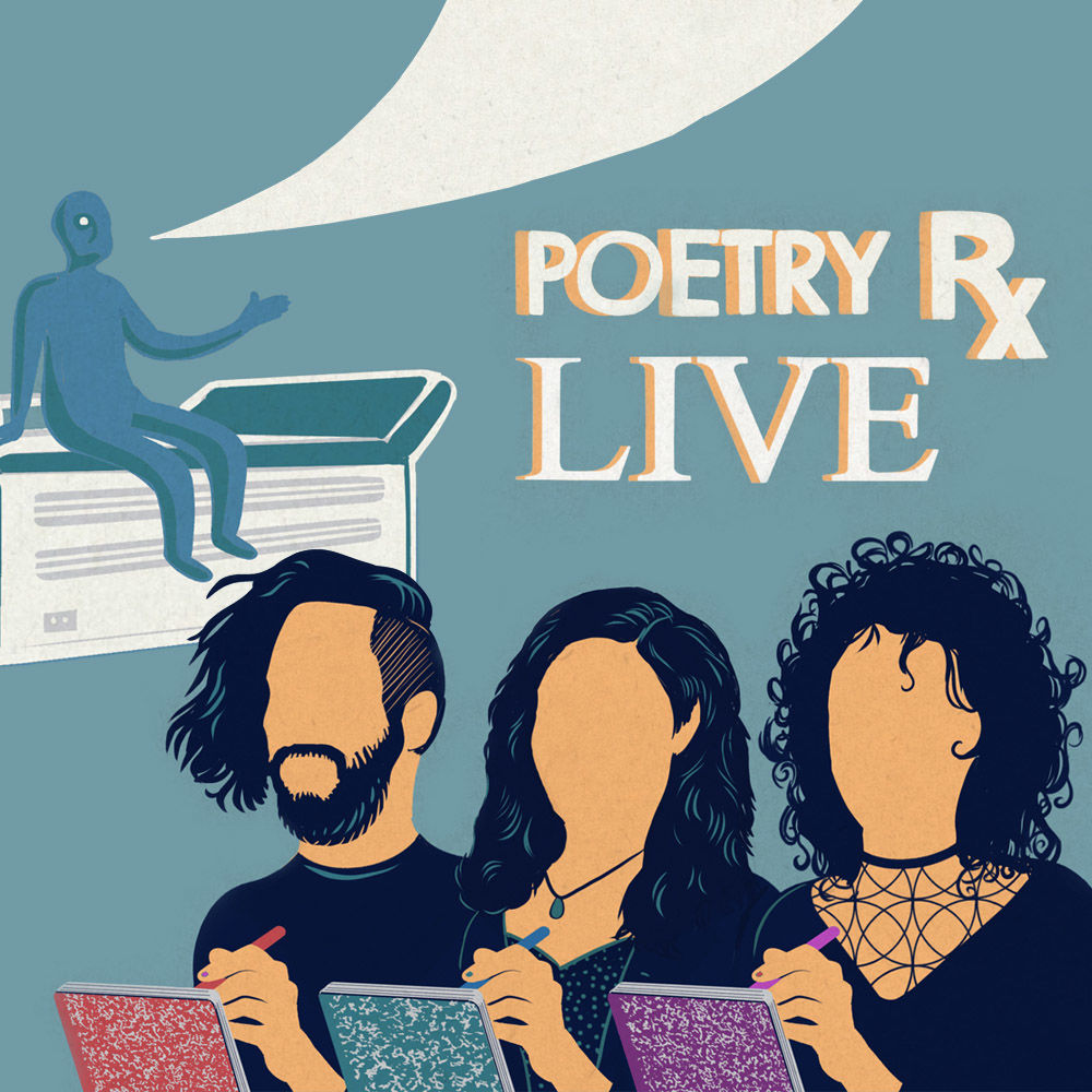 PAST EVENT: Poetry Rx Live
