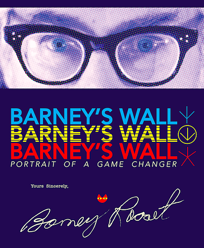 Barney's Wall: Screening and Conversation