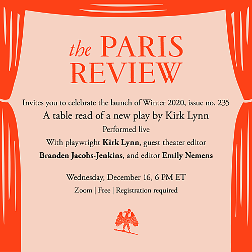 An Evening at the Theater with 'The Paris Review'