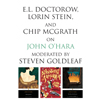 Lawrence Block, Lorin Stein, and Chip McGrath on John O'Hara, moderated by Steven Goldleaf