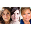 Karen Russell, Claire Vaye Watkins, and Amity Gaige at the Free Library of Philadelphia